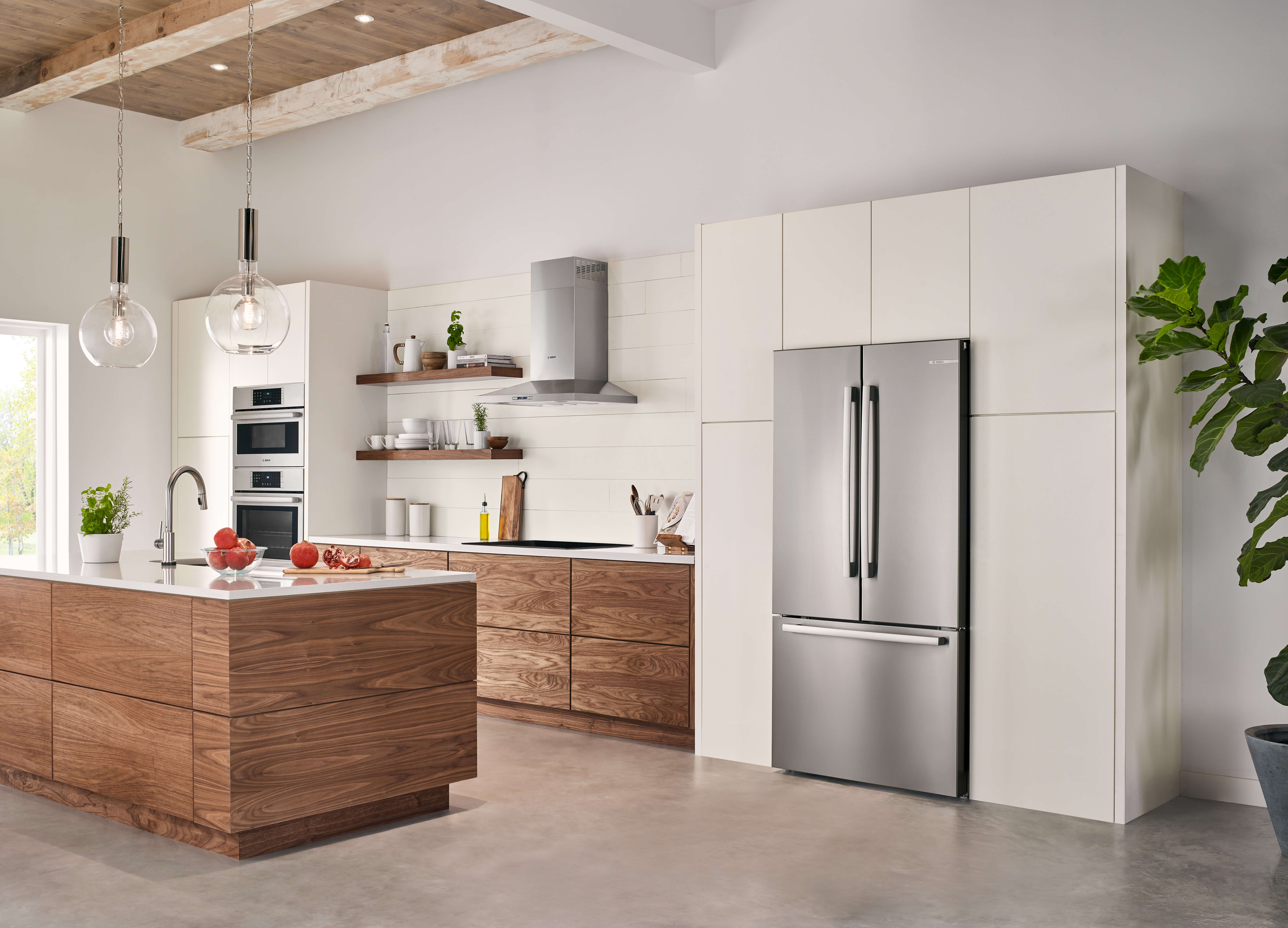 Bosch - Experience the world's most advanced refrigerator.
